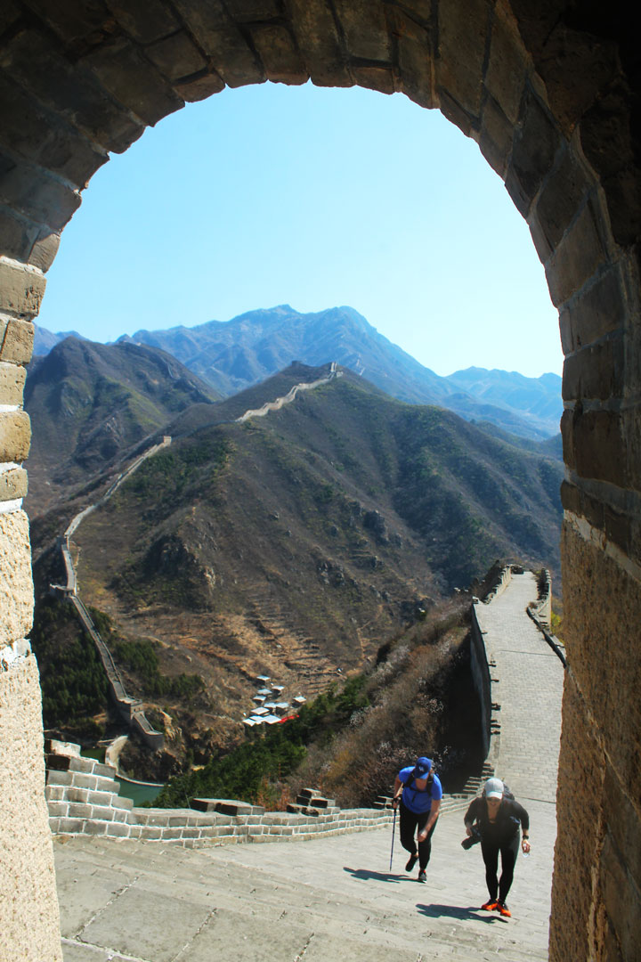 Walled Village to Huanghuacheng Great Wall, 2019/04/10 photo #6