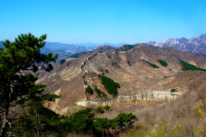 Walled Village to Huanghuacheng Great Wall, 2019/04/10 photo #9