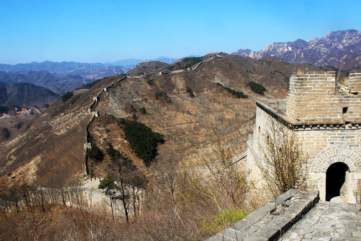 Walled Village to Huanghuacheng Great Wall, 2019/04/10 photo #10