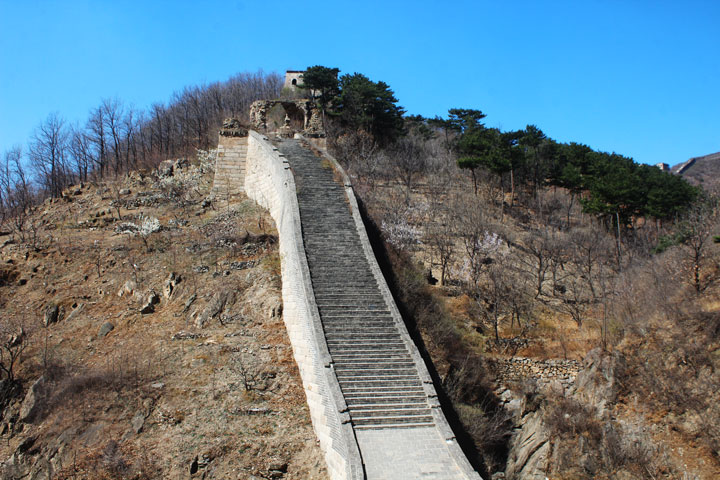 Walled Village to Huanghuacheng Great Wall, 2019/04/10 photo #12