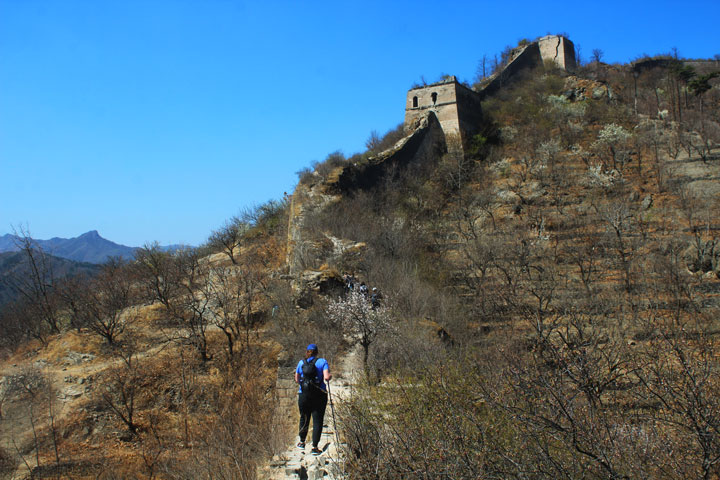 Walled Village to Huanghuacheng Great Wall, 2019/04/10 photo #22
