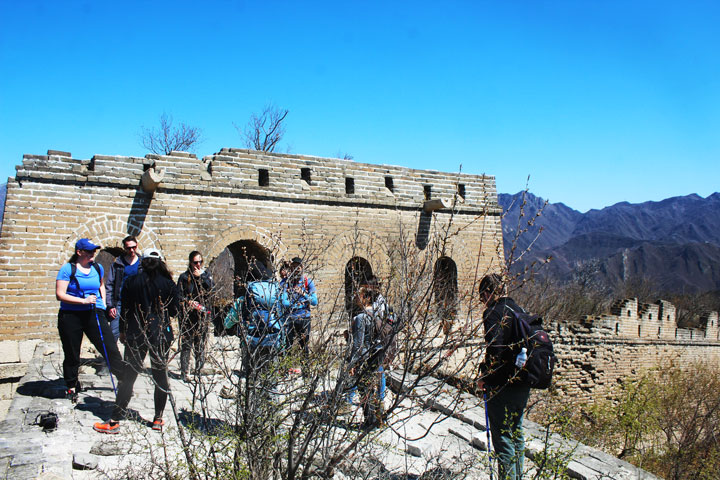 Walled Village to Huanghuacheng Great Wall, 2019/04/10 photo #25