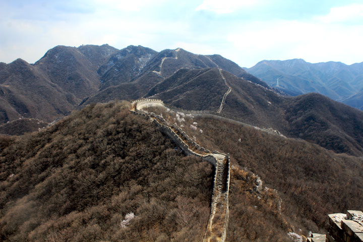 Stone vally Great Wall, 2019/04/11 photo #11