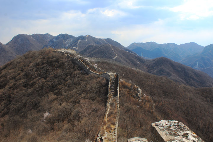 Stone vally Great Wall, 2019/04/11 photo #13