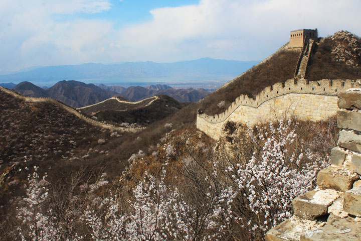 Stone vally Great Wall, 2019/04/11 photo #15
