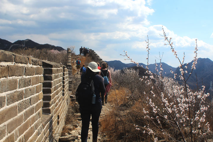 Stone vally Great Wall, 2019/04/11 photo #19