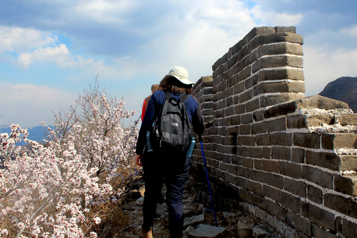 Stone vally Great Wall, 2019/04/11 photo #20
