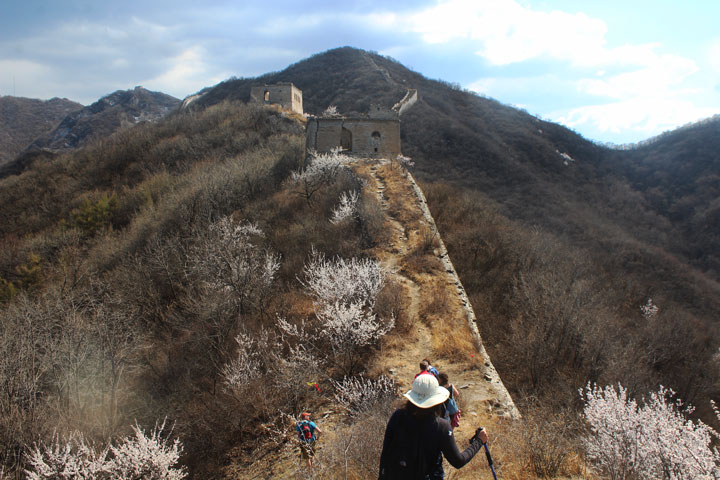 Stone vally Great Wall, 2019/04/11 photo #24