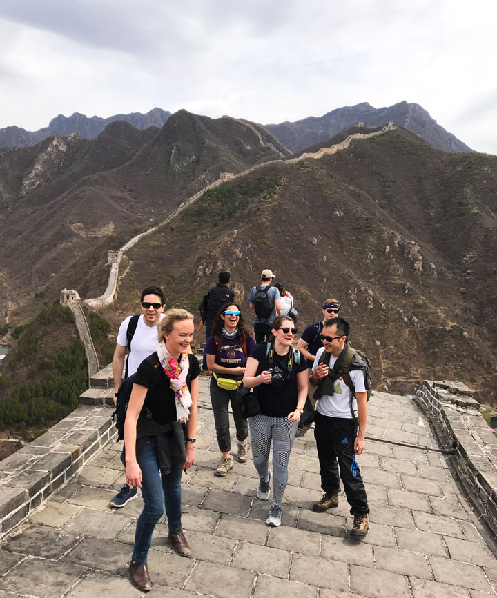 Great Wall Huanghuacheng to the Walled Village, 2019/04/13 photo #3