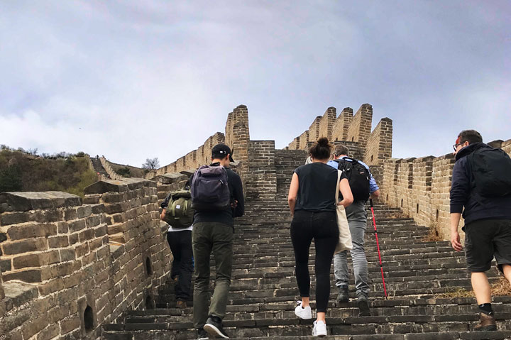 Great Wall Huanghuacheng to the Walled Village, 2019/04/13 photo #6