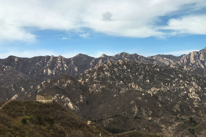Great Wall Huanghuacheng to the Walled Village, 2019/04/13 photo #10