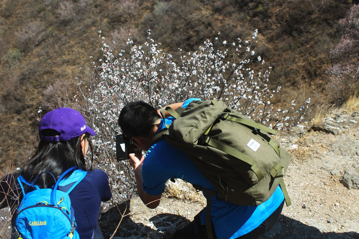 Gubeikou to Jinshanling Great Wall East, 20190414 photo #11