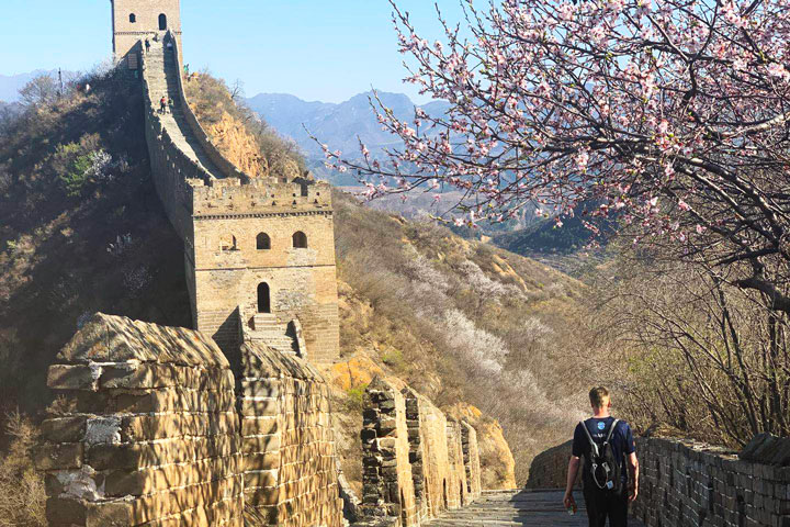 Gubeikou to Jinshanling Great Wall East, 20190414 photo #23