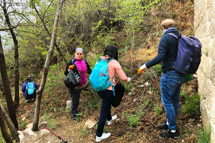 Earth Day Clean Up: Shuiquan Canyon, 2019/04/20 photo #4