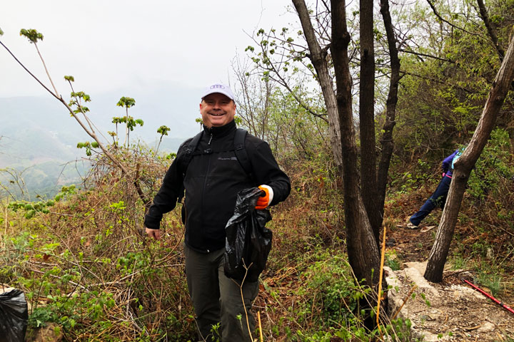 Earth Day Clean Up: Shuiquan Canyon, 2019/04/20 photo #6