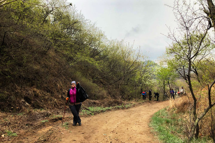 Earth Day Clean Up: Shuiquan Canyon, 2019/04/20 photo #10