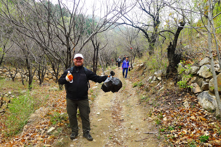 Earth Day Clean Up: Shuiquan Canyon, 2019/04/20 photo #11
