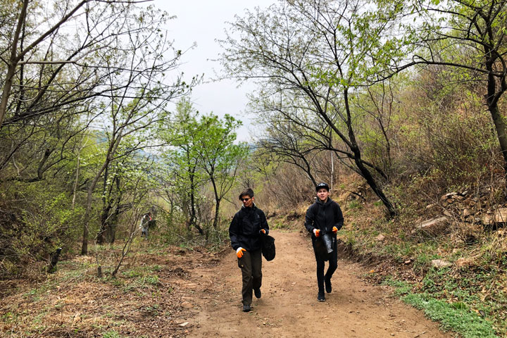 Earth Day Clean Up: Shuiquan Canyon, 2019/04/20 photo #12