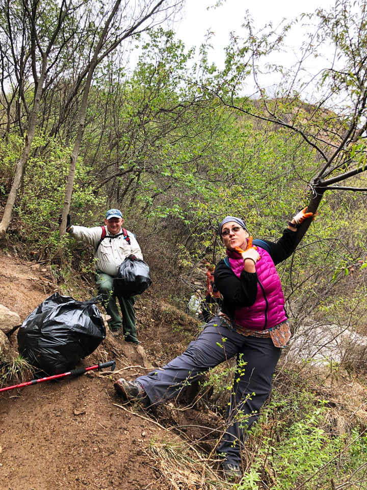 Earth Day Clean Up: Shuiquan Canyon, 2019/04/20 photo #21