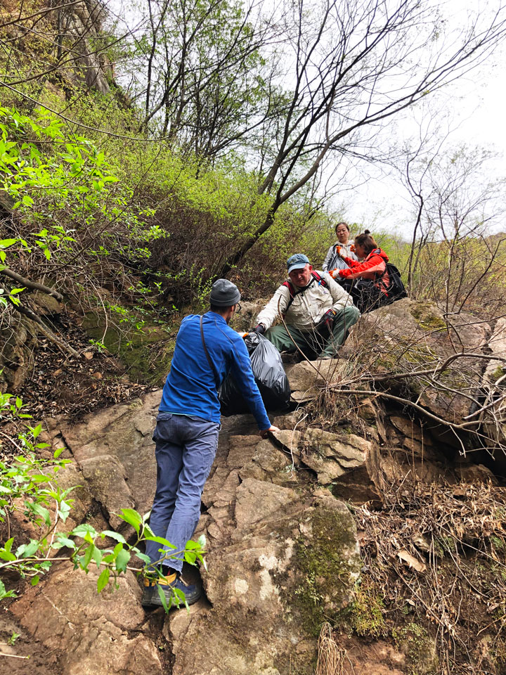 Earth Day Clean Up: Shuiquan Canyon, 2019/04/20 photo #22