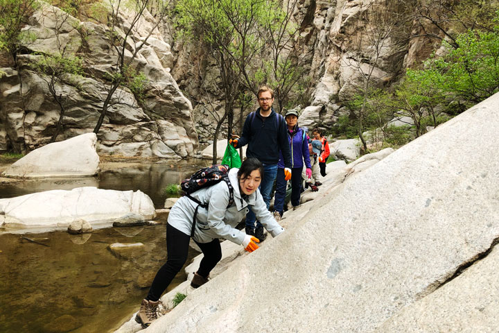 Earth Day Clean Up: Shuiquan Canyon, 2019/04/20 photo #25