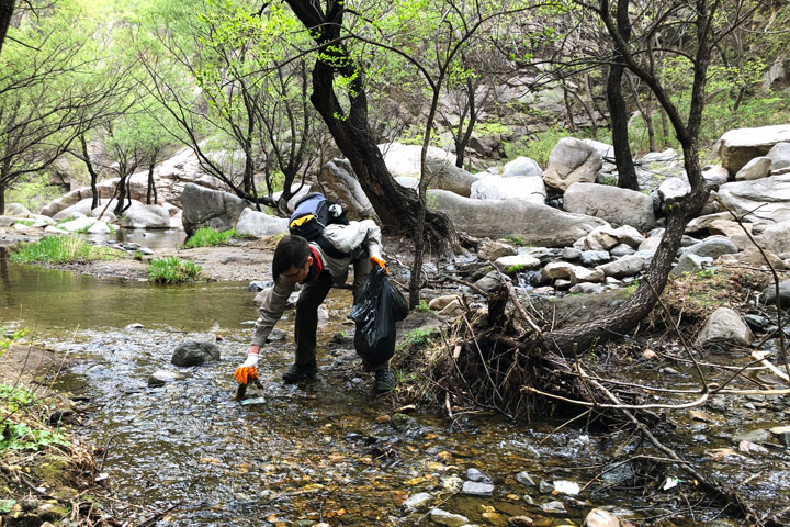 Earth Day Clean Up: Shuiquan Canyon, 2019/04/20 photo #30