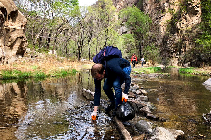 Earth Day Clean Up: Shuiquan Canyon, 2019/04/20 photo #36