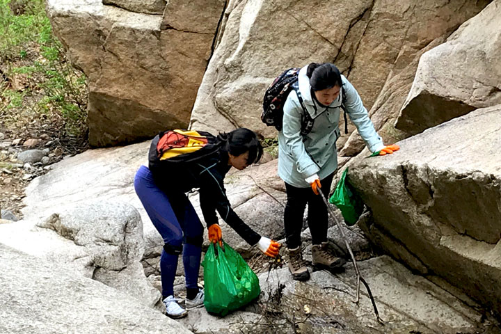Earth Day Clean Up: Shuiquan Canyon, 2019/04/20 photo #37