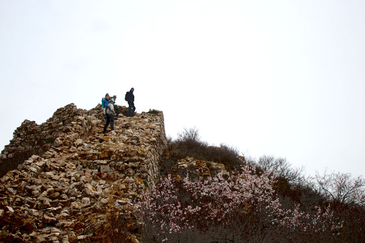 Zhenbiancheng Great Wall and Big Camp Plate Challenge, 2019/04/20 photo #2