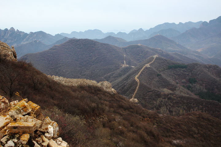 Zhenbiancheng Great Wall and Big Camp Plate Challenge, 2019/04/20 photo #4