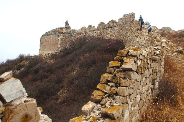 Zhenbiancheng Great Wall and Big Camp Plate Challenge, 2019/04/20 photo #6