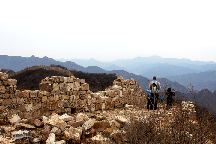 Zhenbiancheng Great Wall and Big Camp Plate Challenge, 2019/04/20 photo #8