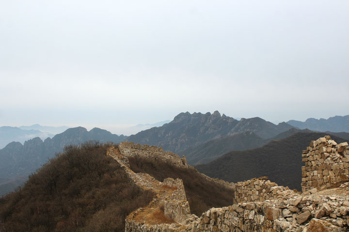 Zhenbiancheng Great Wall and Big Camp Plate Challenge, 2019/04/20 photo #10