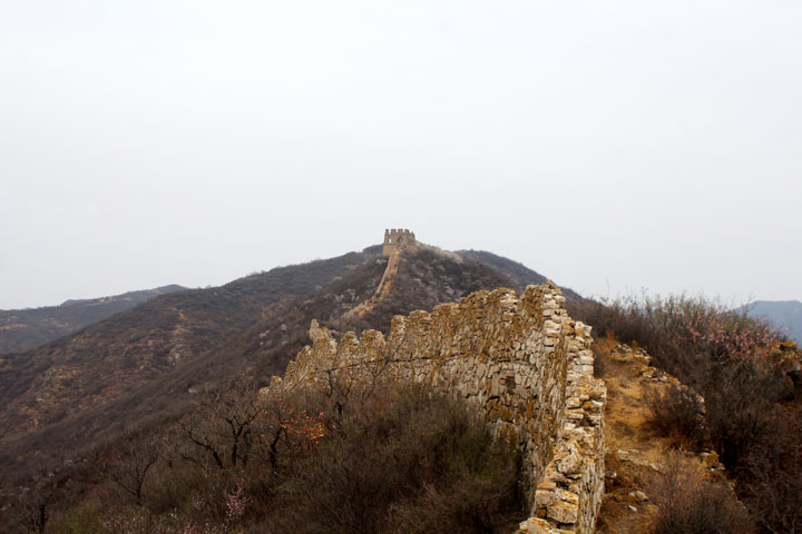 Zhenbiancheng Great Wall and Big Camp Plate Challenge, 2019/04/20 photo #11