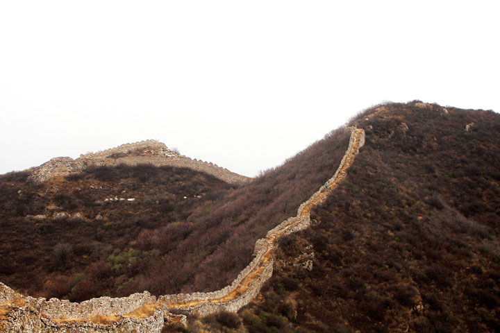 Zhenbiancheng Great Wall and Big Camp Plate Challenge, 2019/04/20 photo #13