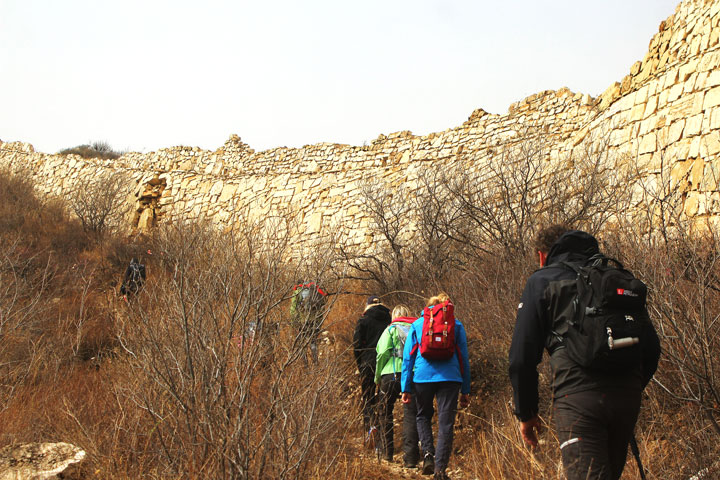Zhenbiancheng Great Wall and Big Camp Plate Challenge, 2019/04/20 photo #15
