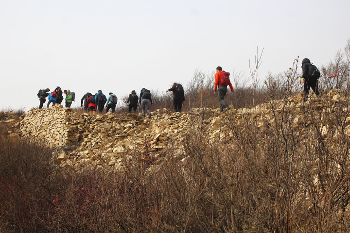 Zhenbiancheng Great Wall and Big Camp Plate Challenge, 2019/04/20 photo #16