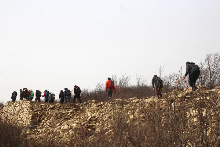 Zhenbiancheng Great Wall and Big Camp Plate Challenge, 2019/04/20 photo #17