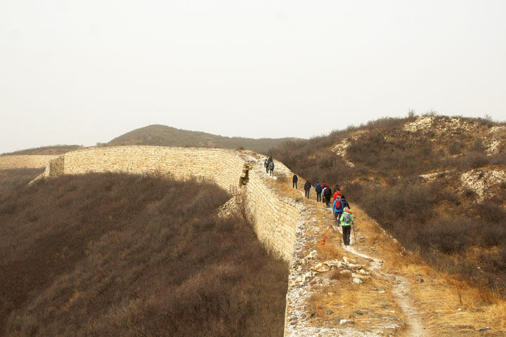 Zhenbiancheng Great Wall and Big Camp Plate Challenge, 2019/04/20 photo #18