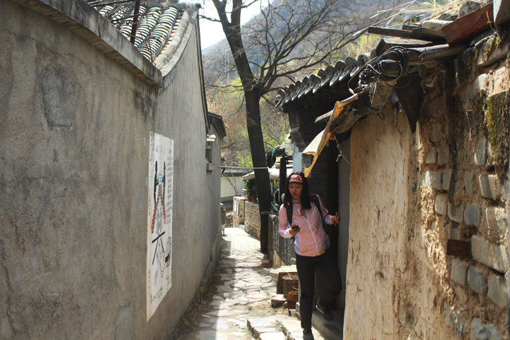 Cuandixia 'Ming Village' day trip, 2019/04/21 photo #26