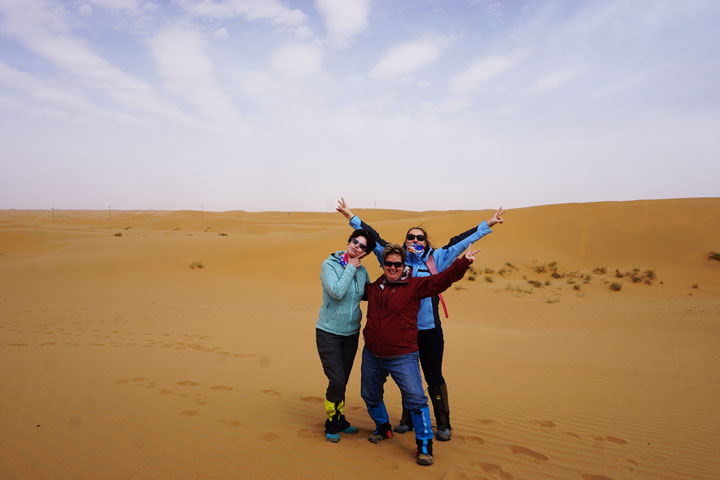 Tengger Desert, Alxa League, Inner Mongolia, 2019/04/28 (5 days)  photo #5