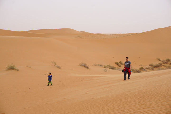 Tengger Desert, Alxa League, Inner Mongolia, 2019/04/28 (5 days)  photo #7
