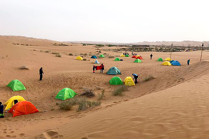 Tengger Desert, Alxa League, Inner Mongolia, 2019/04/28 (5 days)  photo #10