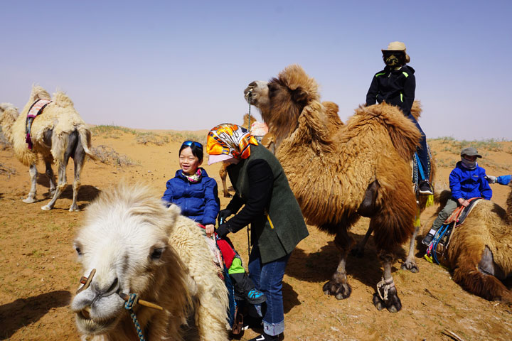 Tengger Desert, Alxa League, Inner Mongolia, 2019/04/28 (5 days)  photo #14