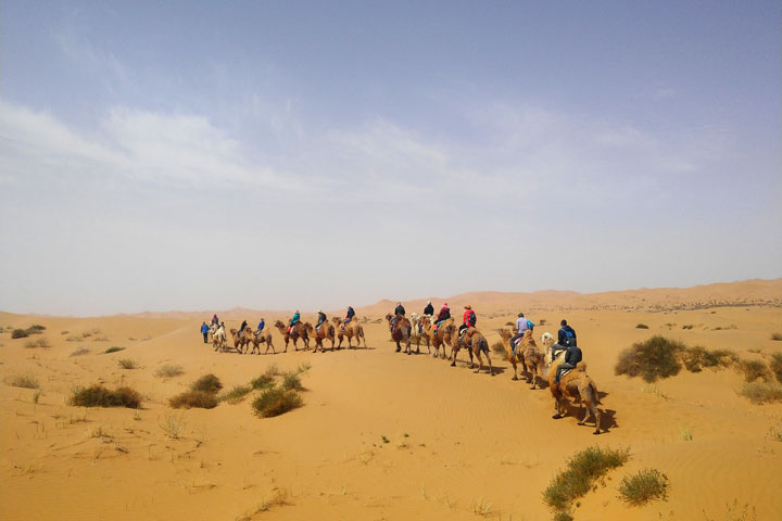 Tengger Desert, Alxa League, Inner Mongolia, 2019/04/28 (5 days)  photo #15