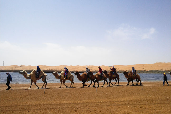 Tengger Desert, Alxa League, Inner Mongolia, 2019/04/28 (5 days)  photo #18
