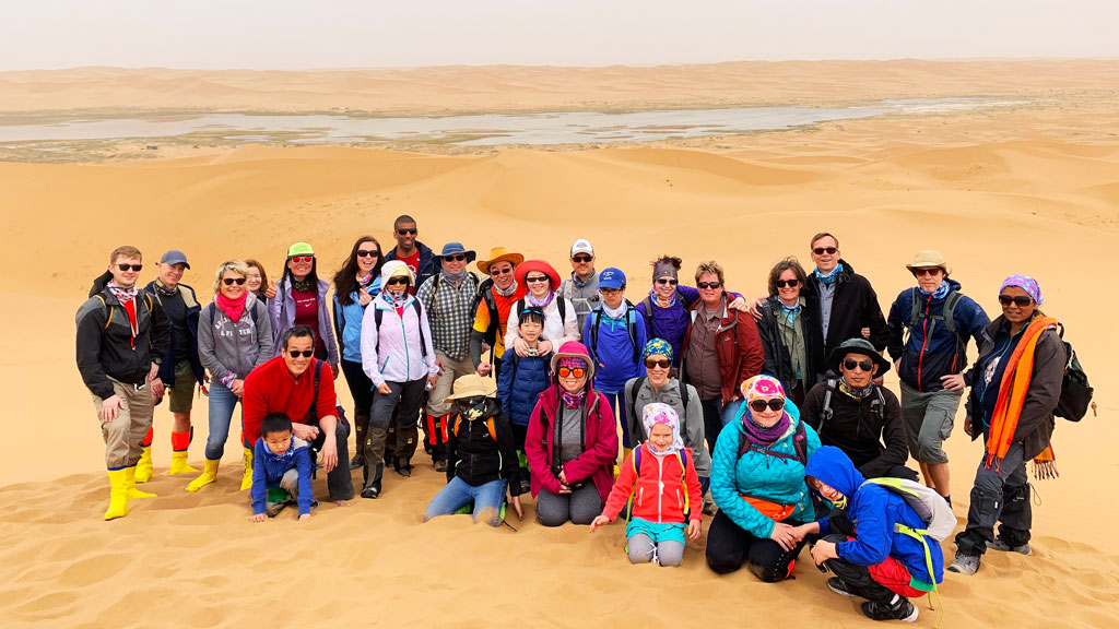 Tengger Desert, Alxa League, Inner Mongolia, 2019/04/28 (5 days)