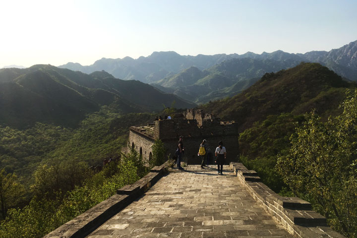 Sunset over the Huanghuacheng Great Wall, 2019/05/02 photo #4
