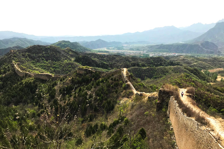 Gubeikou Great Wall hike for the Asian Infrastructure Investment Bank, 2019/05/03 photo #3