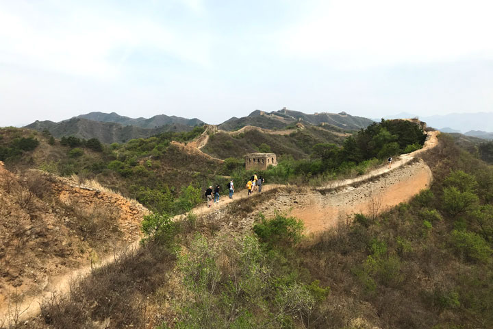 Gubeikou Great Wall hike for the Asian Infrastructure Investment Bank, 2019/05/03 photo #11